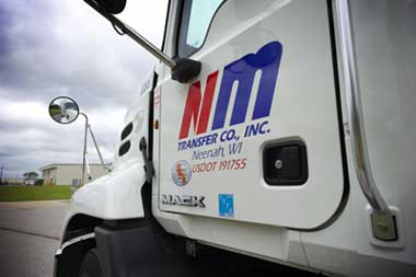 N&M Transfer logo
